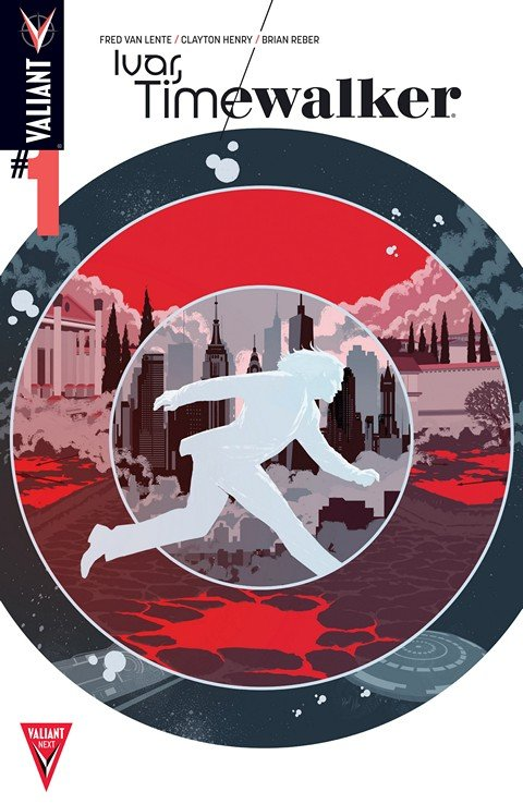 Ivar, Timewalker #1 – 12 + TPB Vol. 1