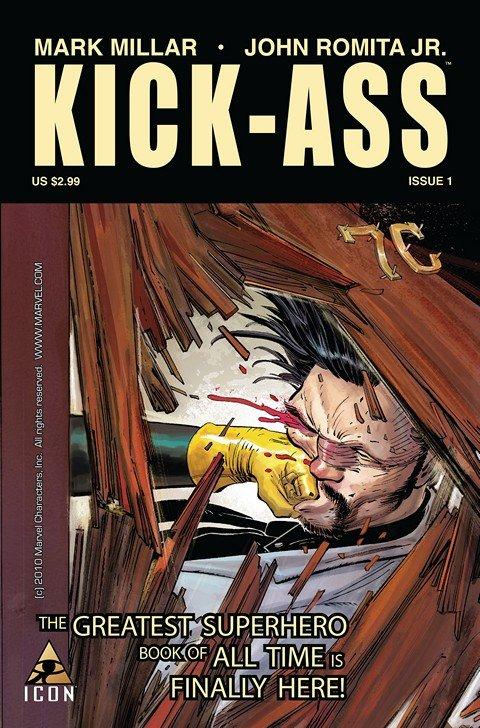 Kick-Ass (Collection) (2008-2014)