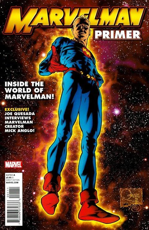 Marvelman Classic Primer #1