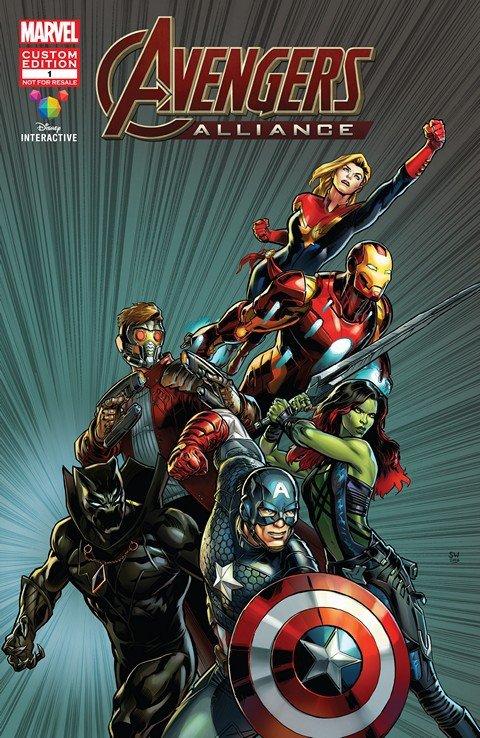 Marvel's Avengers Alliance #1