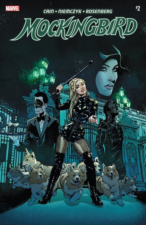 Mockingbird #2