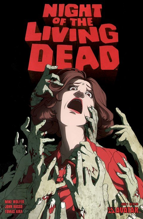 Night of the Living Dead #1 – 5