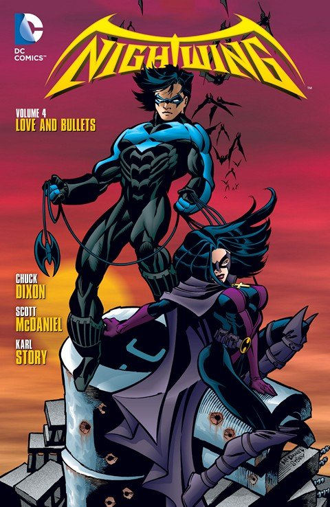 Nightwing Vol. 4 – Love and Bullets