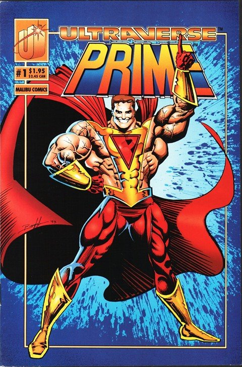Prime (Malibu) (Collection) (1993-1996)