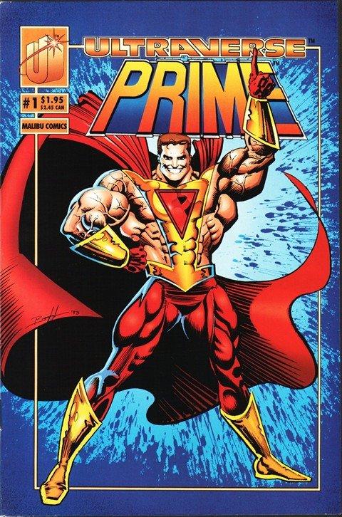 Prime (Malibu) (Collection) (1993-1996)