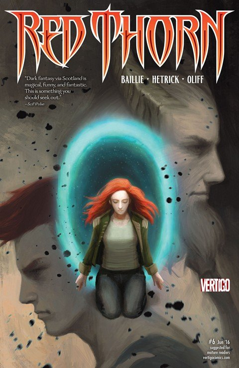 Red Thorn #6