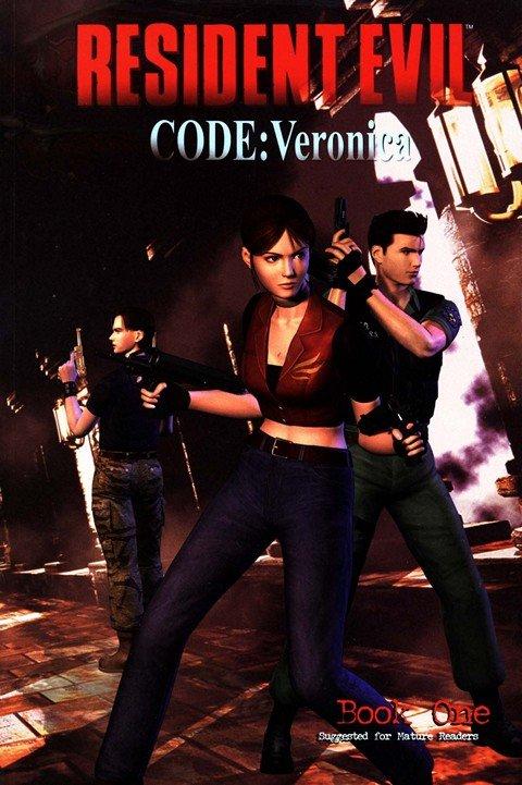 Resident Evil – Code Veronica #1 – 4