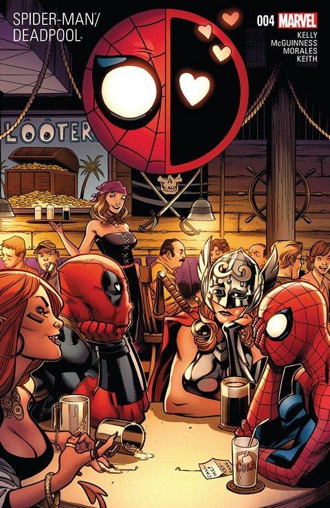 Spider-Man-Deadpool #4