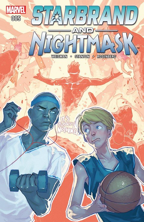 Starbrand and Nightmask #5