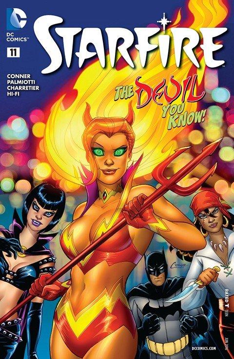 Starfire #11