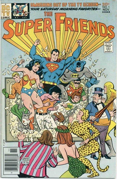 Super Friends Vol. 1 – 2 (Complete Collection)