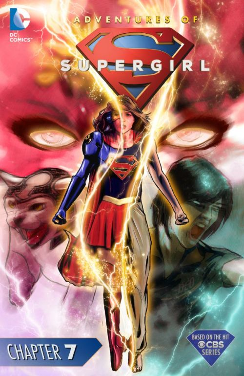 The Adventures of Supergirl #7
