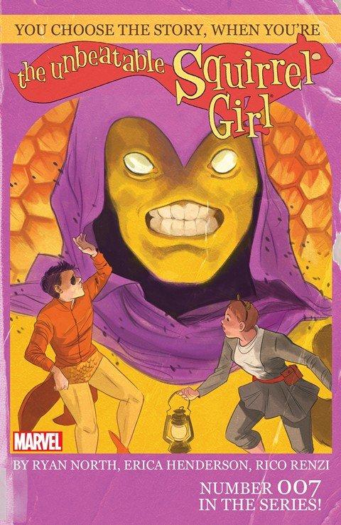 The Unbeatable Squirrel Girl Vol. 2 #7