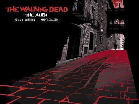The Walking Dead – The Alien