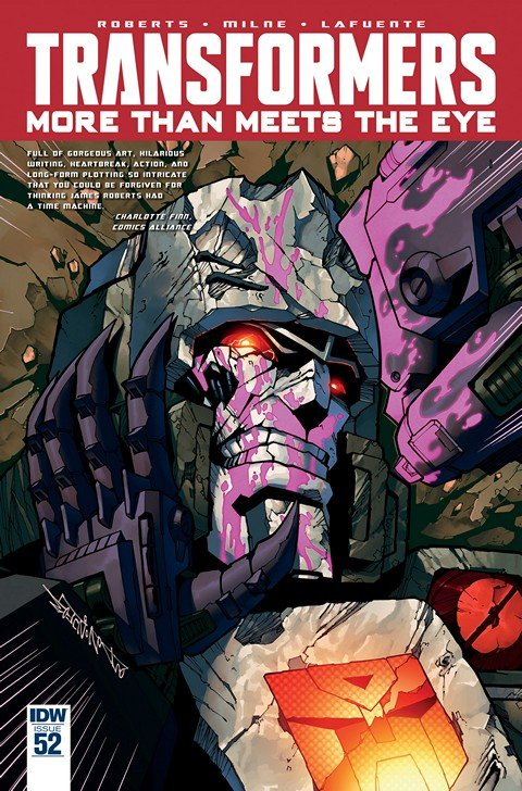 Transformers More Than Meets The Eye #52