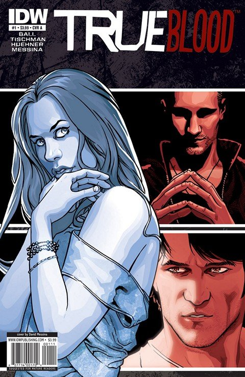 True Blood Comics (Collection)