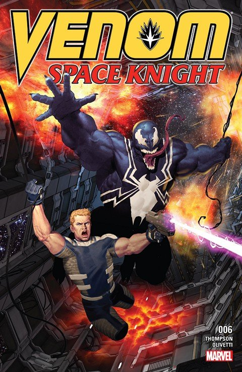 Venom – Space Knight #6
