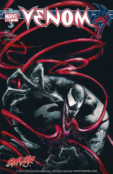 Venom Vol. 1 #1 – 18