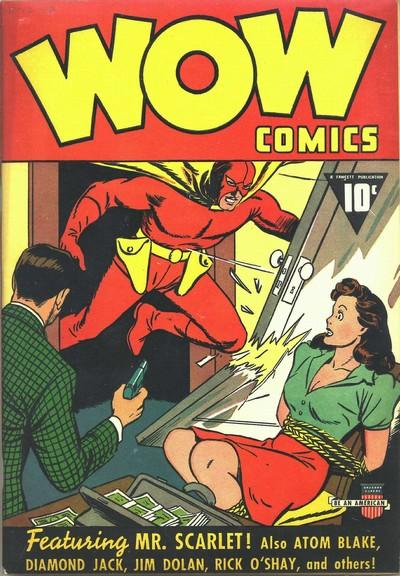 Wow Comics #1 – 69 (1941-1948)