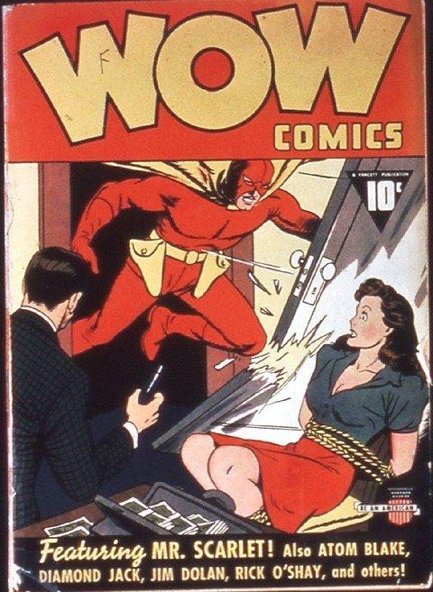 Wow Comics #1 – 69