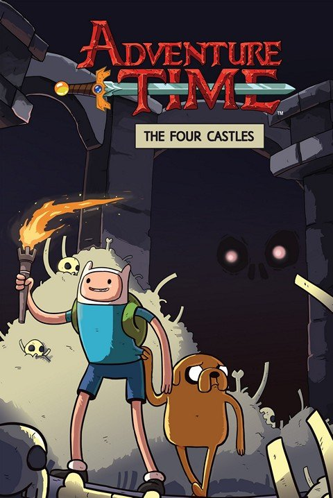 Adventure Time – The Four Castles