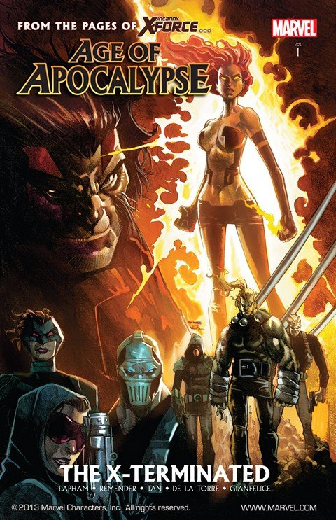 Age of Apocalypse Vol. 1 – The X-Terminated (2012)