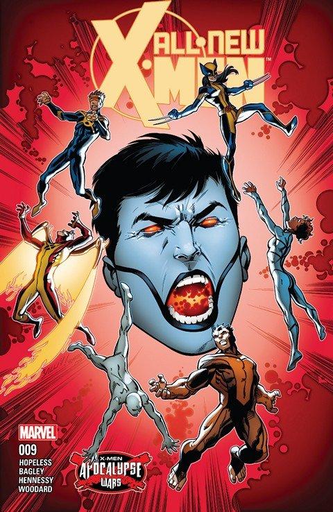 All-New X-Men #9