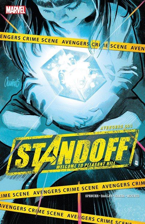 Avengers – StandOff (Chronological Order)