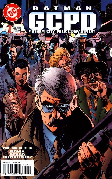 Batman – GCPD #1 – 4