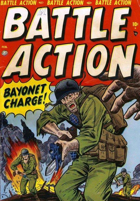 Battle Action #1 – 30