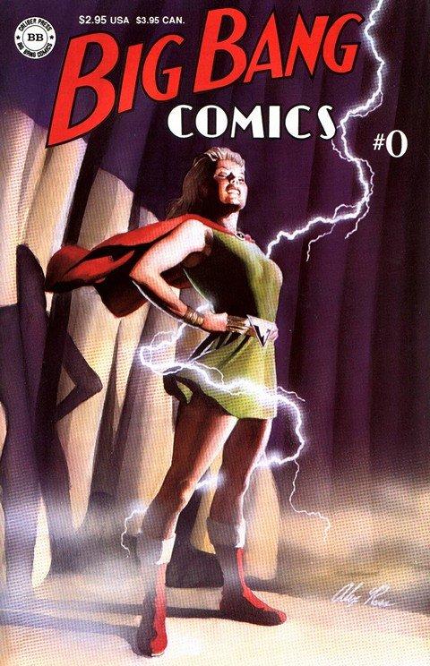 Big Bang Comics Vol. 1 #0 – 4