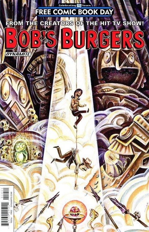 Bob's Burgers (FCBD 2016)