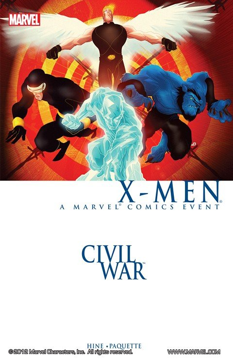 Civil War – X-Men