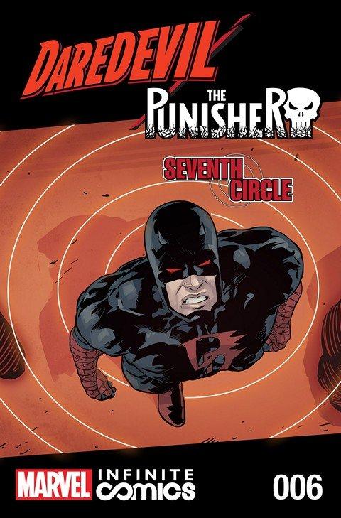 Daredevil – Punisher – Seventh Circle Infinite Comic #6