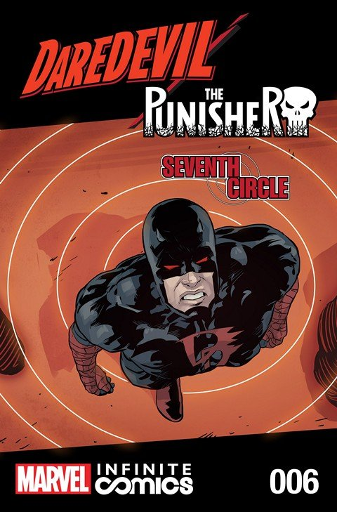 Daredevil – Punisher – Seventh Circle Infinite Comic #6