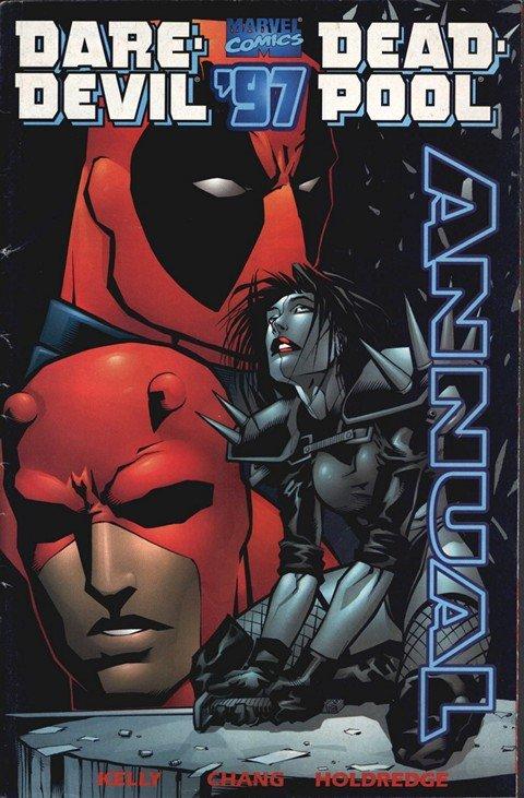 Deadpool and Daredevil Annual 1997