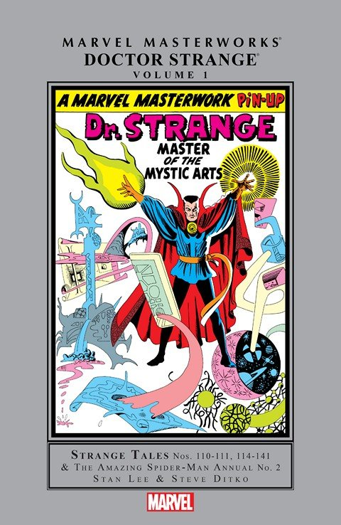 Doctor Strange Marvel Masterworks Vol. 1