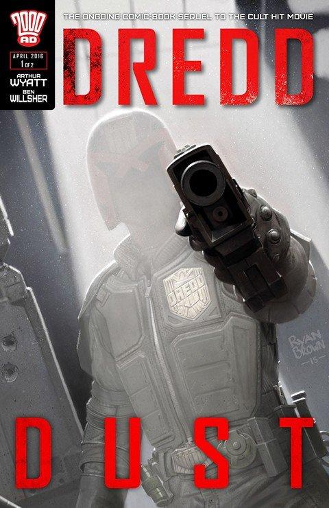 Dredd – Dust #1 – 2