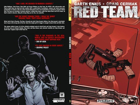Garth Ennis' Red Team Vol. 1