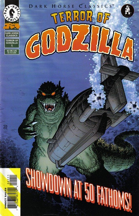 Godzilla (Comics Collection)