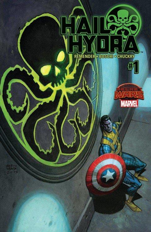 Hail Hydra #1 – 4