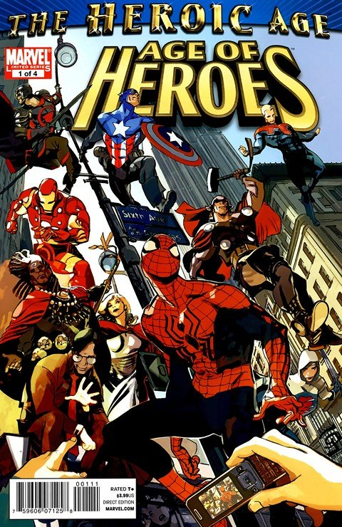 Heroic Age (Complete Collection + Extras) (2010)