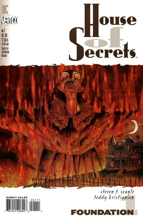 House of Secrets Vol. 3 #1 – 25