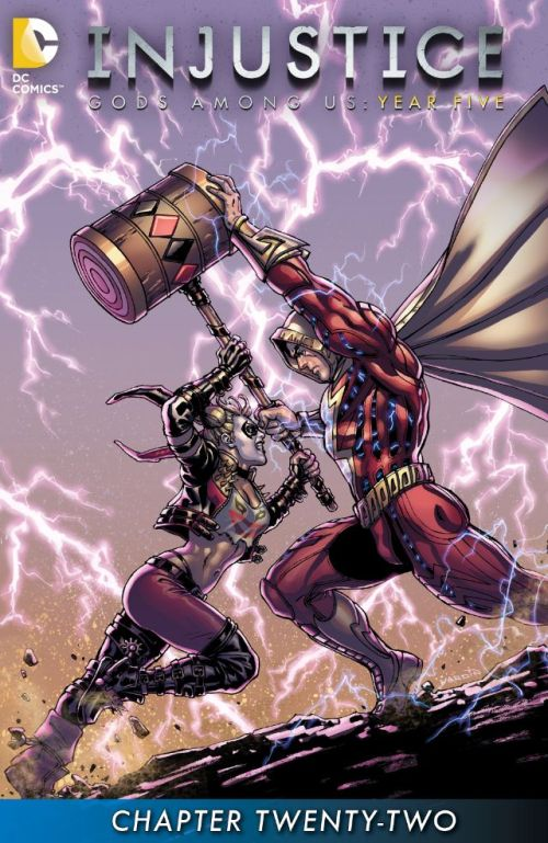 Injustice – Gods Among Us – Year Five #22