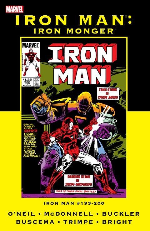 Iron Man – Iron Monger