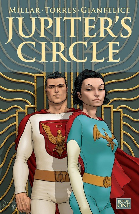 Jupiter's Circle Vol. 1 (2015)