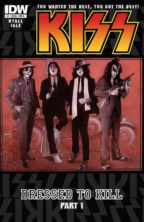KISS Girls #1 – 6