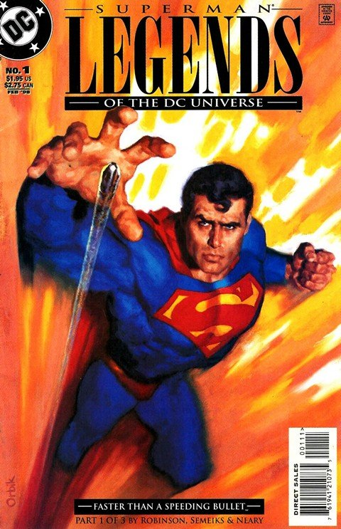Legends of the DC Universe #1 – 41