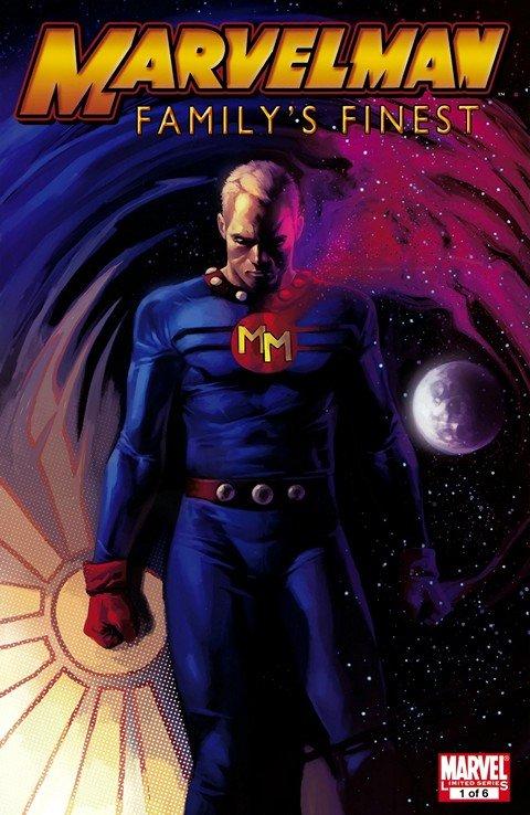 Marvelman Family's Finest #1 – 6 (2010-2011)
