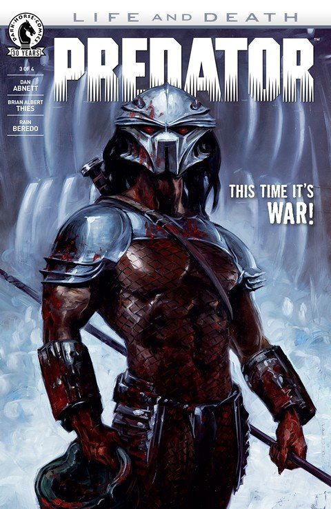 Predator – Life and Death #3